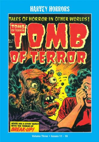 Harvey Horrors Softies - Tomb Of Terror (Vol 3)